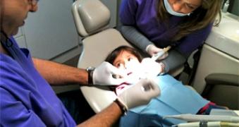 Dentista para niños en Zaragoza